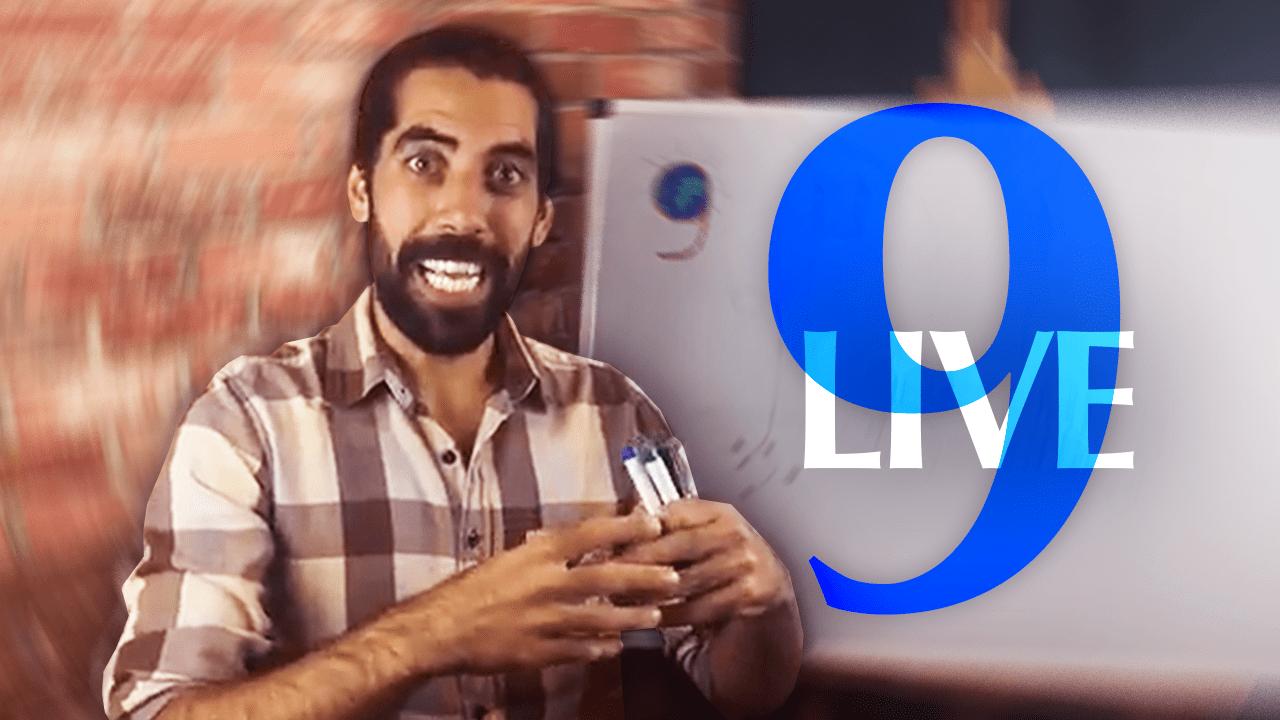 Facebook live episódio 9