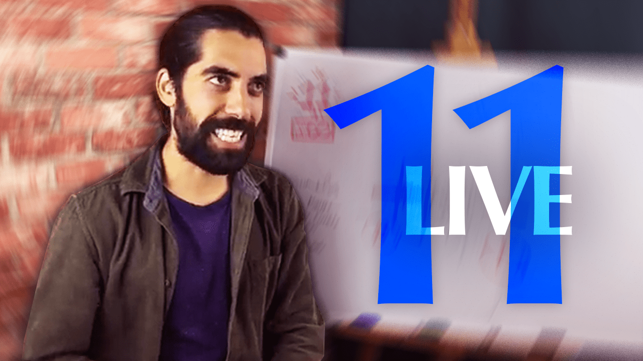 Facebook live episódio 11