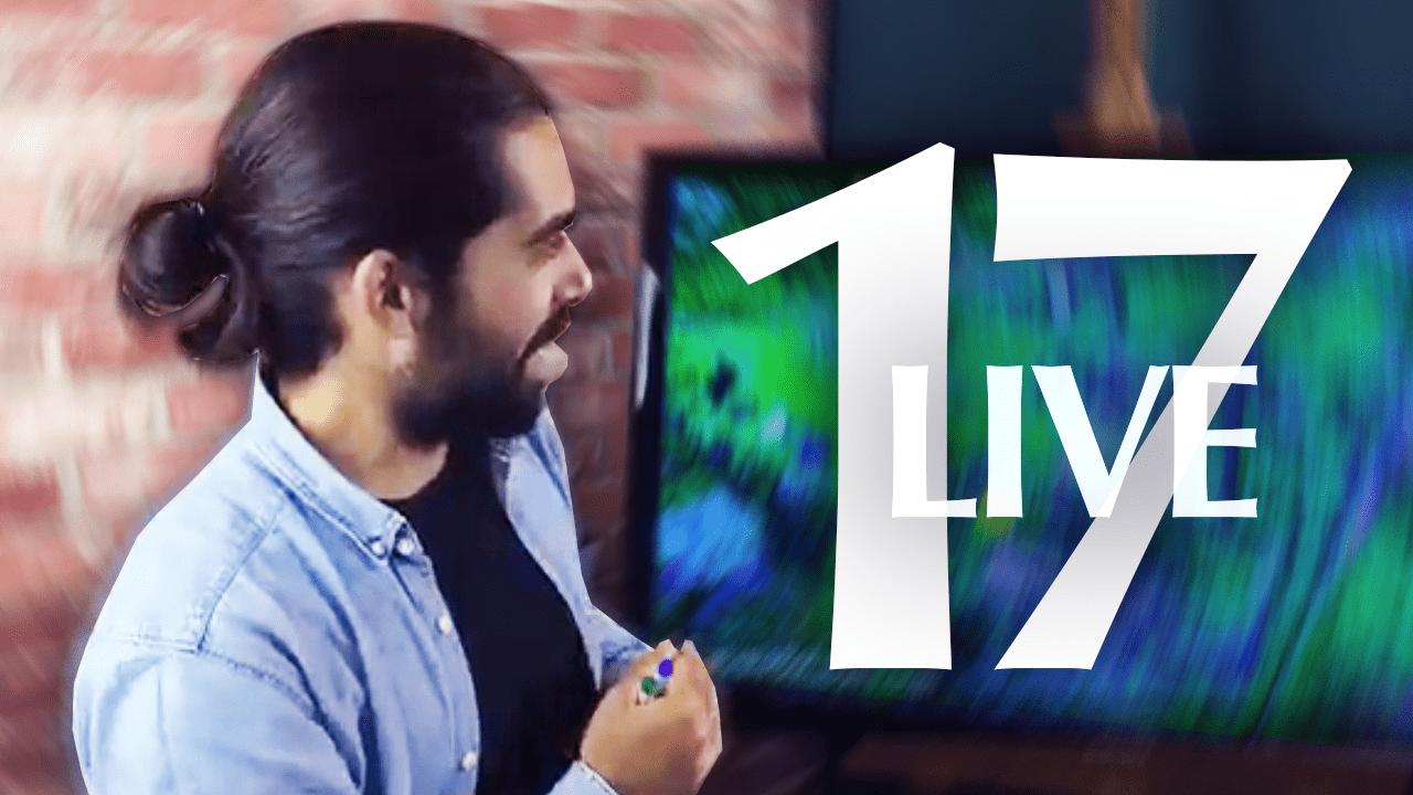 Facebook live episódio 17