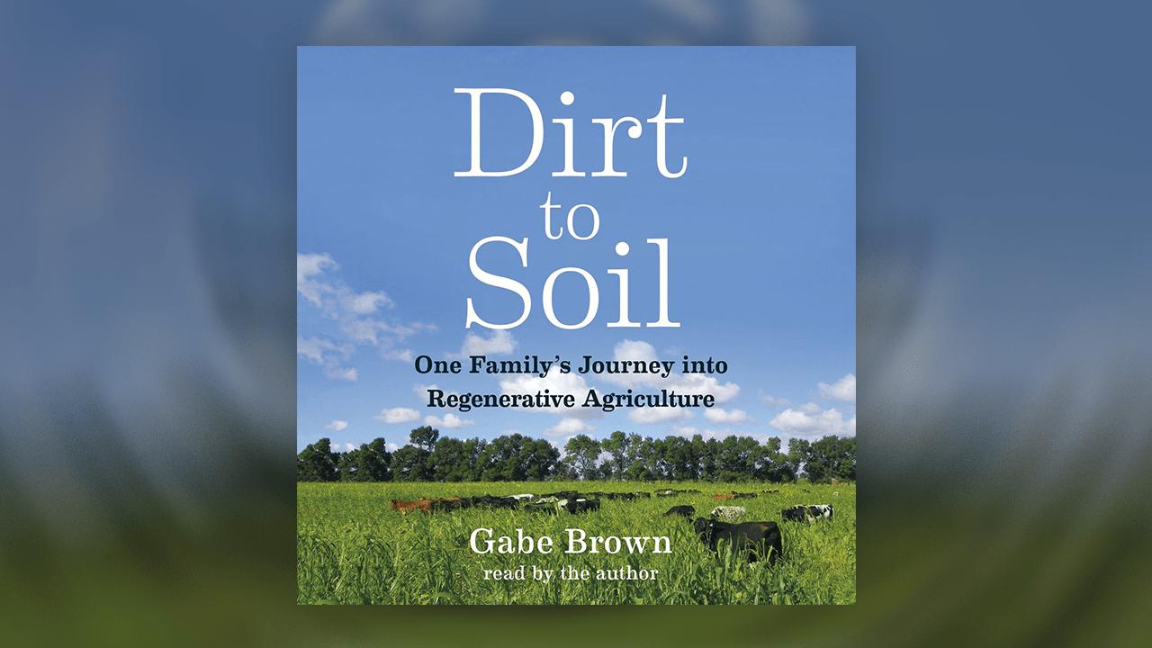 livro recomendado - Dirt to Soil
